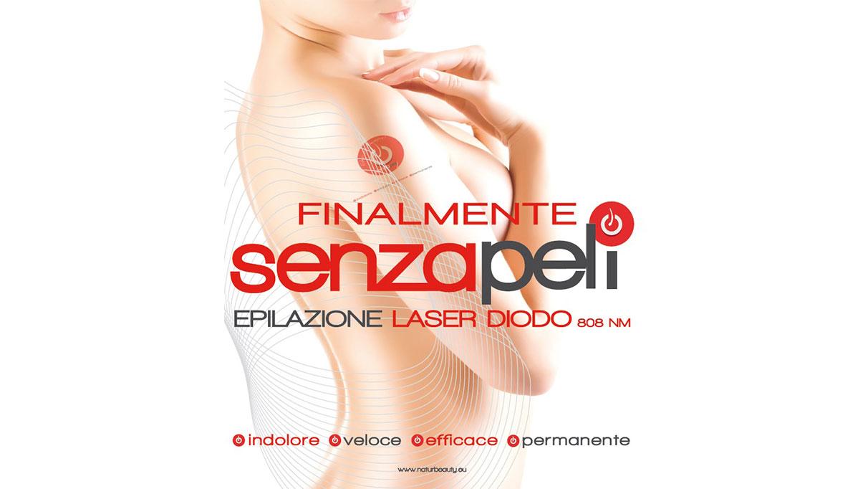 Epilazione Laser Diodo Santa Caterina Beauty Farm